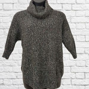 Express Oversized Cowl Neck Sweater